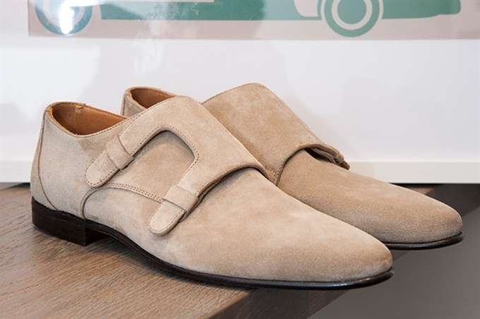 Monkstrap shoes Moreschi