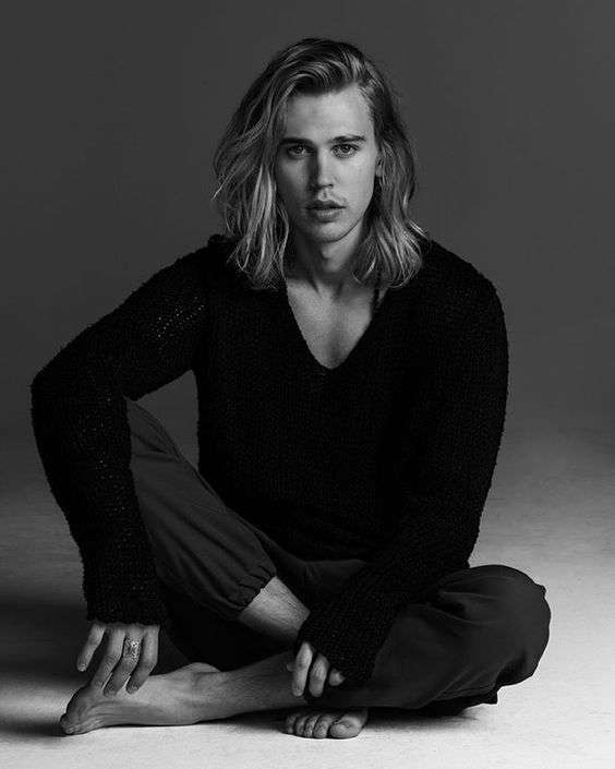 Hair look Austin Butler