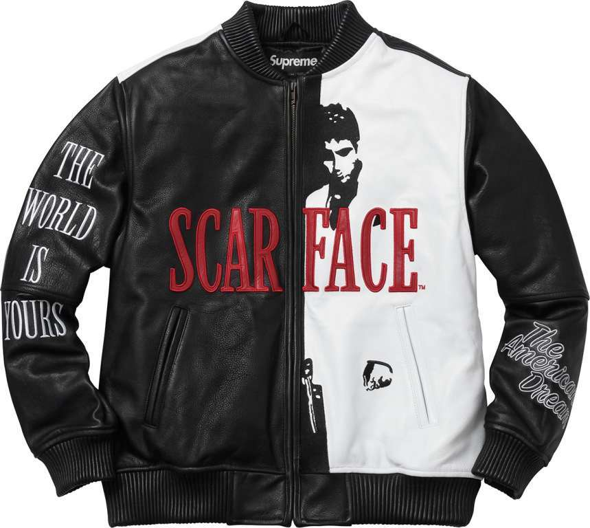 Scarface jacket by Supreme