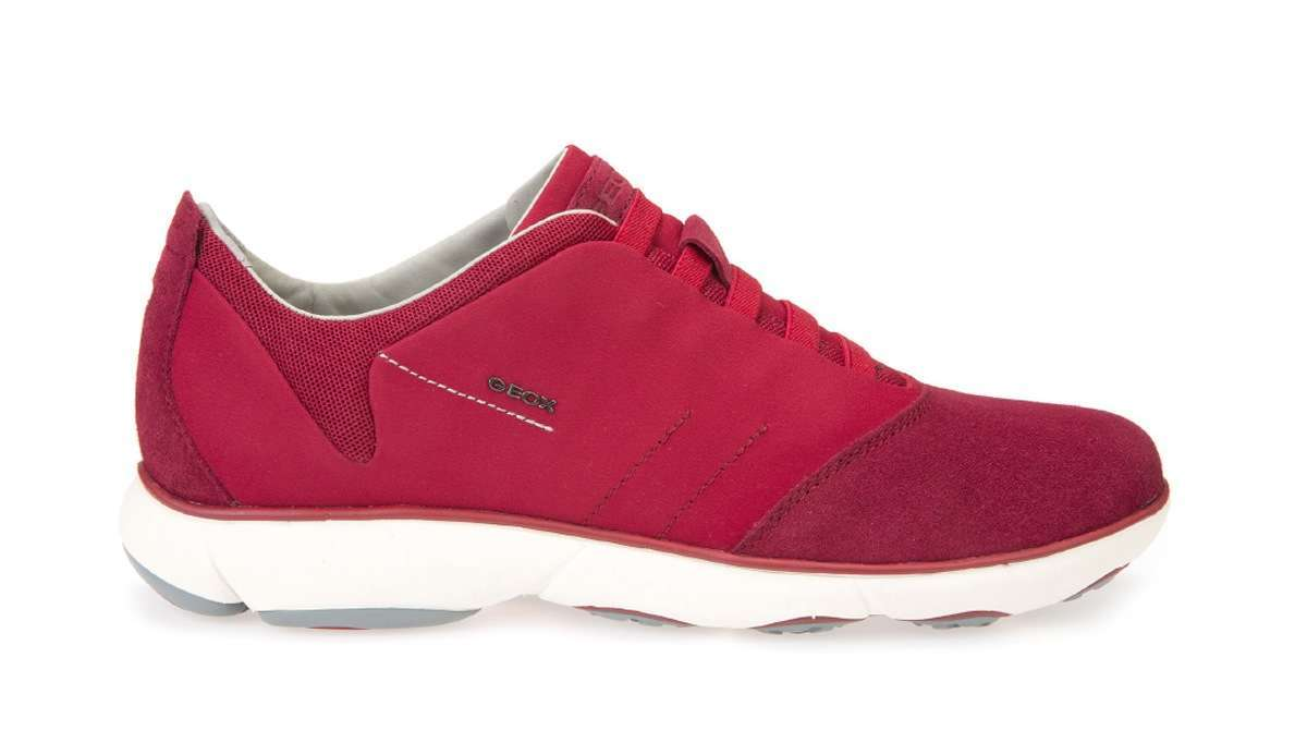 Sneakers rossa Geox