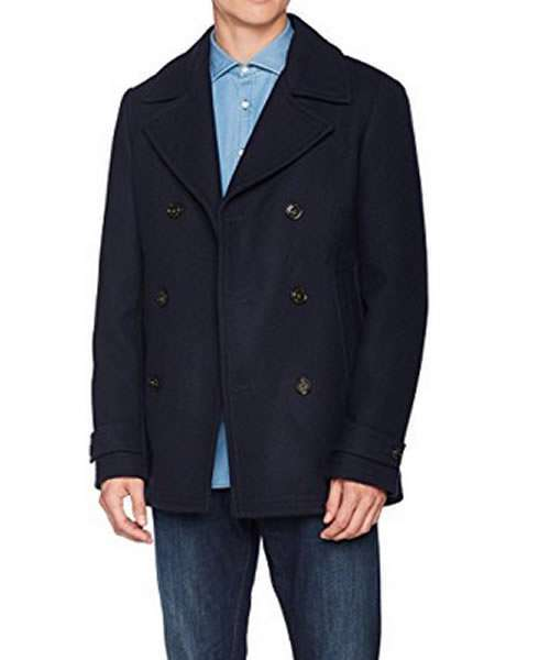Tommy Hilfiger cappotto blu
