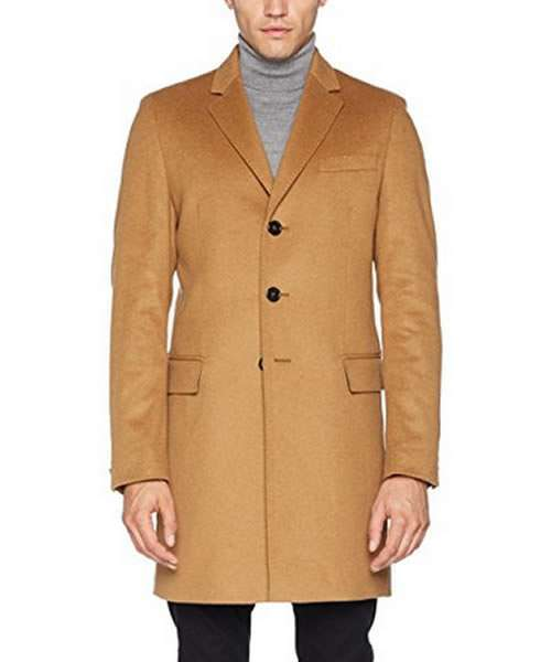 Cappotto cammello Tommy Hilfiger