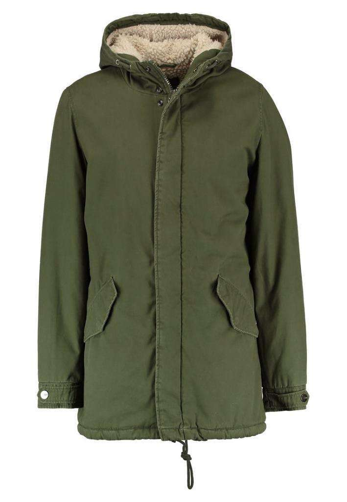 Only & Sons parka verde