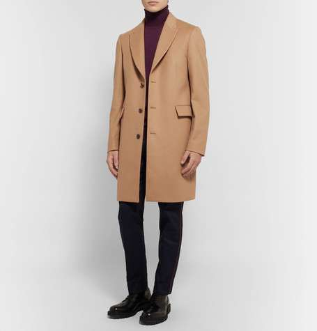 Paul Smith cappotto cammello
