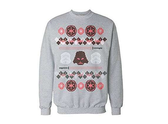 Star Wars maglione natalizio Amazon