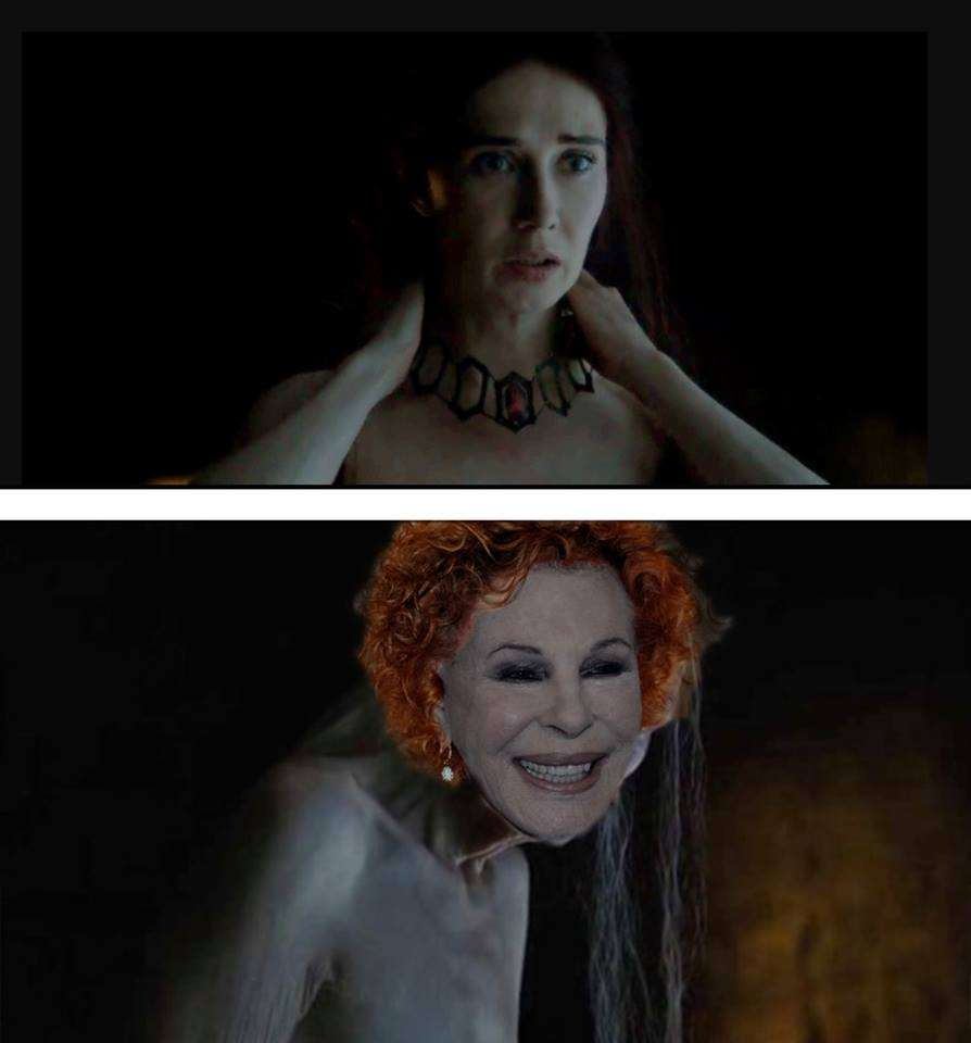 Come Melisandre