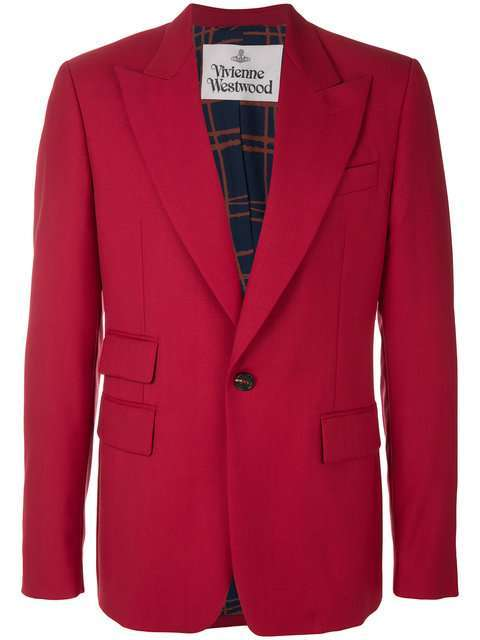 Vivienne Westwood giacca rossa