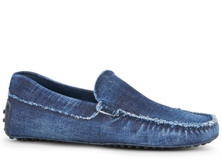 Gommino di jeans Tod's
