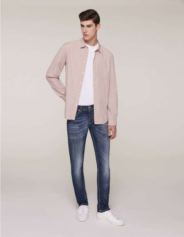 Stile casual con jeans Dondup