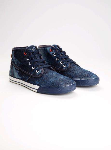 Sneakers denim Alcott