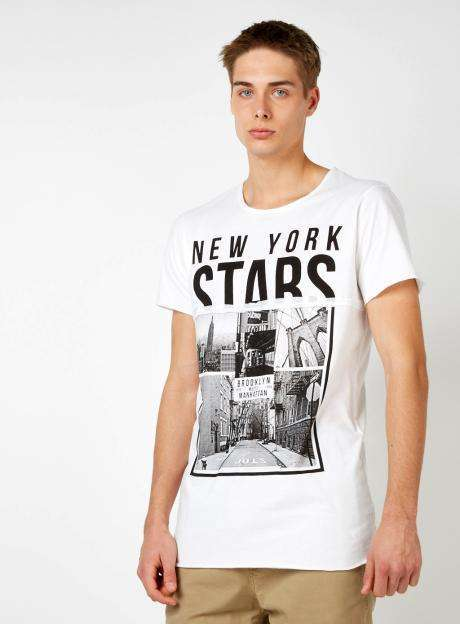 T shirt con stampa Alcott