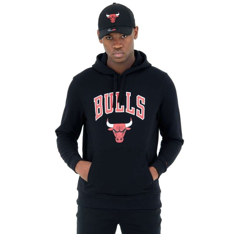 CHICAGO BULLS felpa New era