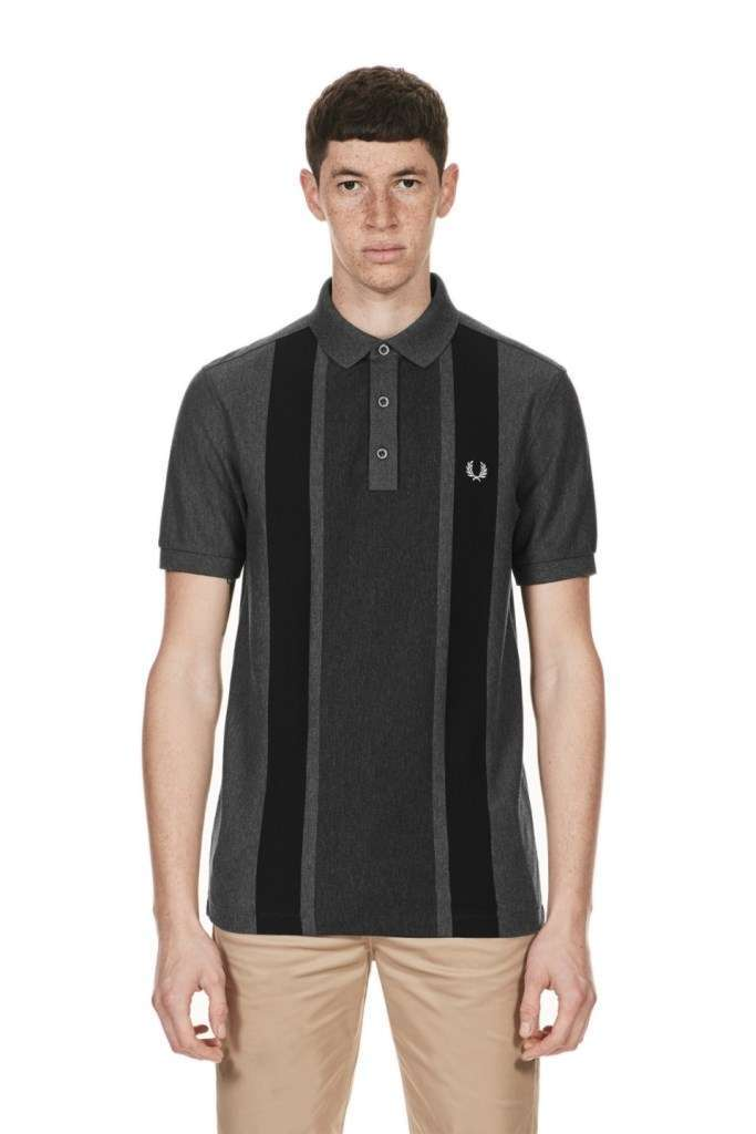 Polo a righe Fred Perry
