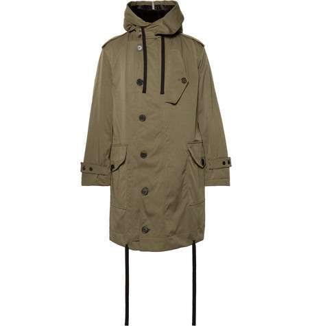 Dries Van Noten parka
