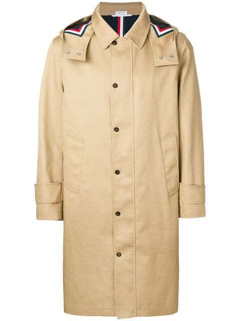 Thom Browne trench