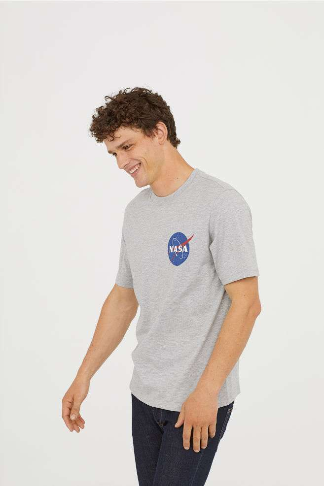 T shirt Nasa di H&M
