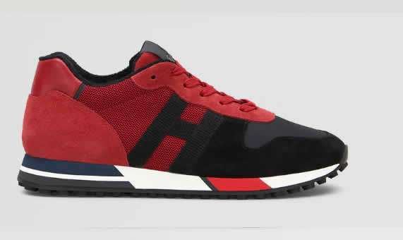 Sneakers rosso Hogan