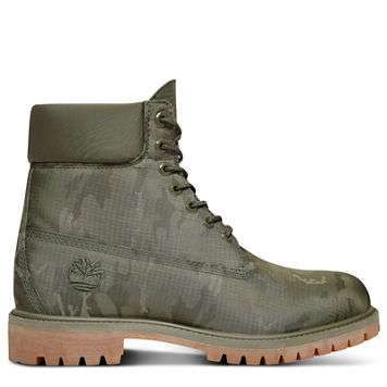 The Original 6 inch boot camouflage Timberland