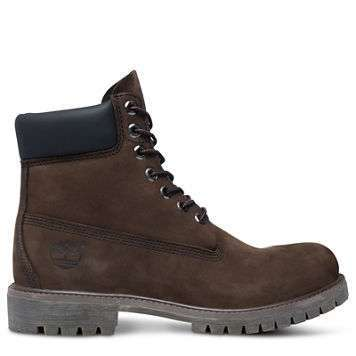 The Original 6 inch boot testa di moro Timberland
