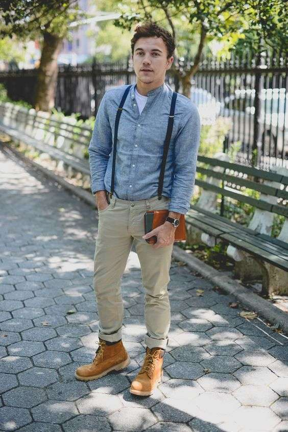 Outfit Timberland uomo (Foto) | QNM