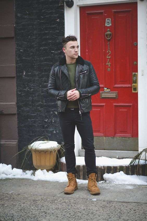Outfit Timberland uomo (Foto 932)   QNM
